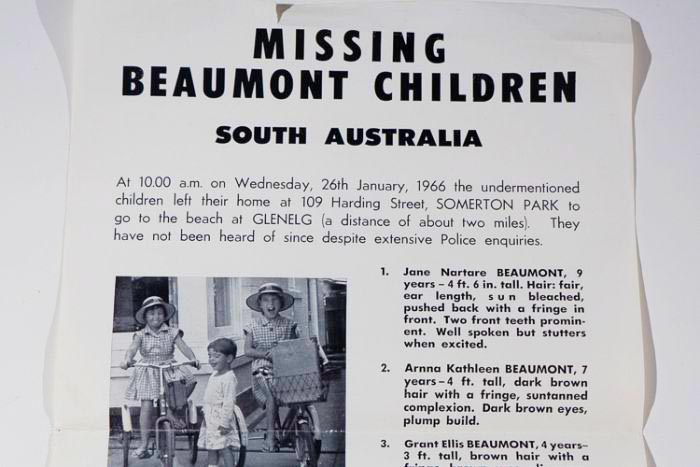 Disappearance of the Beaumont children in Adelaide